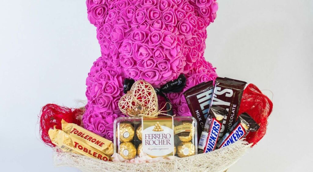 My Everything Gift Basket - Last Second Valentines Day Gifts