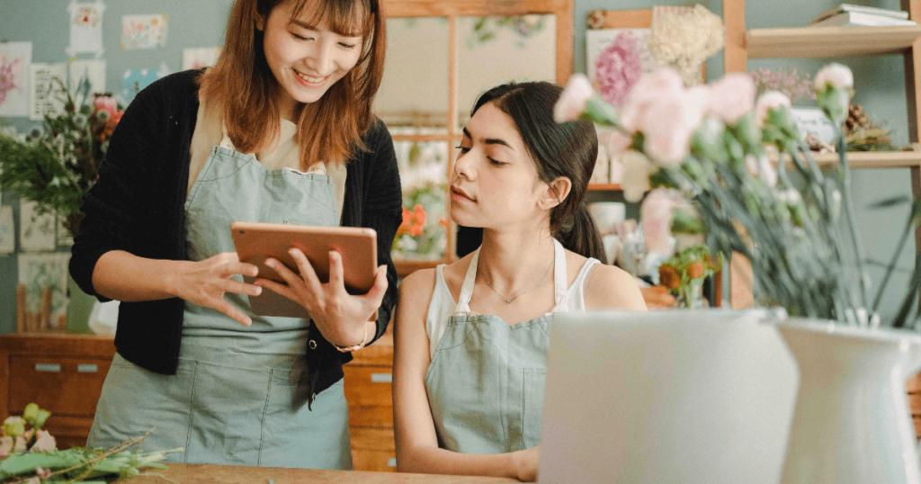 online flower shop sellers