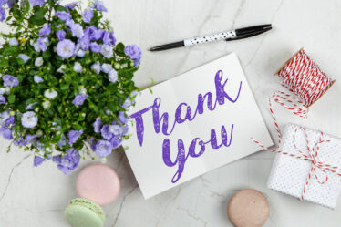 gift ideas to say thank you